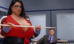 monumental boobs breasts sofia crunch at one's best in Penal Action