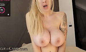 Prexy College Beauteous Masturbating to Pay Charter