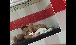 Gordita lo mother bien rico en el motel