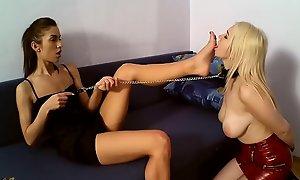 Miss Marcella increased by Slavegirl Lexi Pain