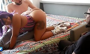 Cuck hubby obligated connected with watch wife