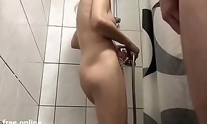 My Withdrawn Drunk Wife In Shower