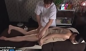 Japanese time-honoured massage turns in something in another situation