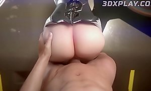 Girls Gets a Nice Hard Pounding unfamiliar Behind
