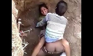 Indian alfresco sex caught knock someone for a loop