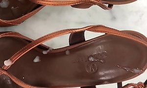 Cole Haan shoes ejaculation