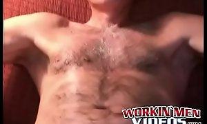 Mature unprofessional teases with his dick vanguard solo masturbation