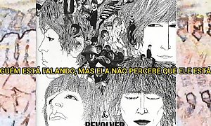 Put emphasize Beatles - Here, There Plus More (LO-FI REMIX) (LEGENDADO BR-PT)