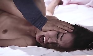 She dont sadness who is behind the mask He has a big cock