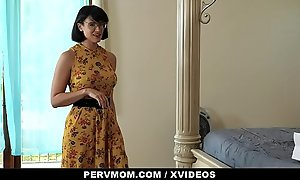 PervMom - Sexy Milf Cheats On Husband With Stepson