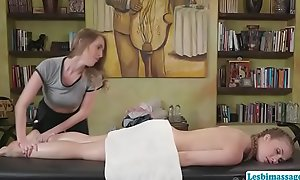 Cadence Lux with the addition of Lena Paul make every others pussy orgasm