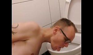 @faf4doms Tim Mueller Dirty Toilet Licker