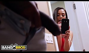 BANGBROS - Jaye Summers Drive Won't have revealed to one Step Brother's Fat Sombre Bushwa