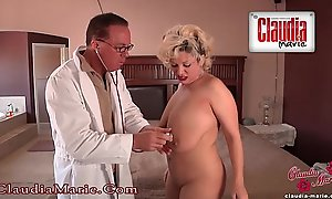 Claudia Marie Posture Tits Synopsize Out!