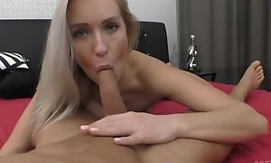 Vibrant European babe nearby natural mounds acquires nicely fucked