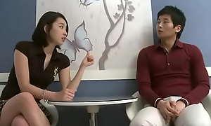 Lee Haru Cute in colourless