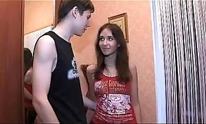 She takes gone his chap-fallen shirt
